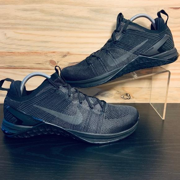 Nike Other - New Nike Metcon Flyknit 2 Cross Train Triple Black
